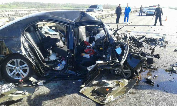 В ужасной трагедии под Днепром пострадавших вырезали изкитайского автомобиля