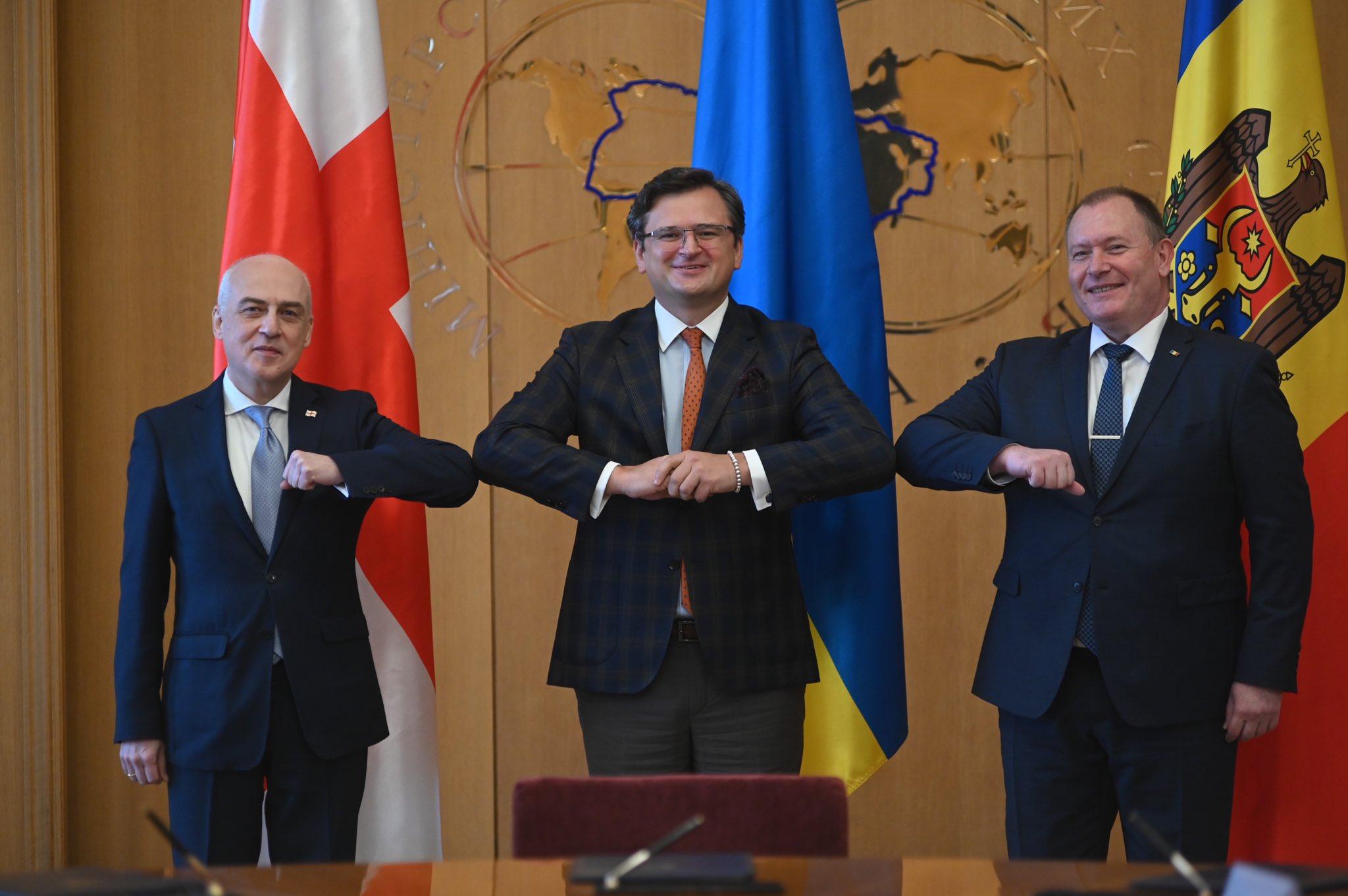 Евроинтеграция Украины, Молдовы и Грузии: страны стали ассоциированным трио на пути в ЕС 3