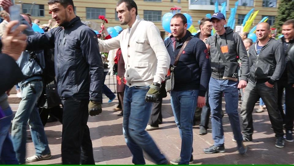 Луценко: «Титушки», которые вДнепре напали научастников АТО, получат уголовные сроки