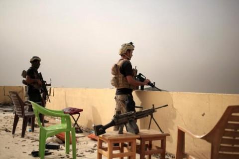 Армия Ирака вошла вМосул