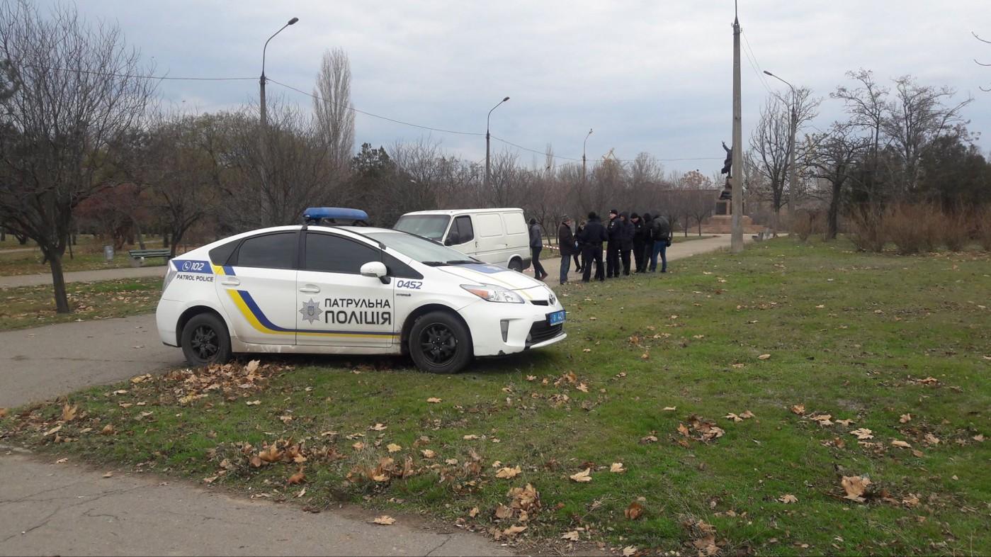 Впарке Николаева застрелился 75-летний мужчина. Нехотел быть обузой