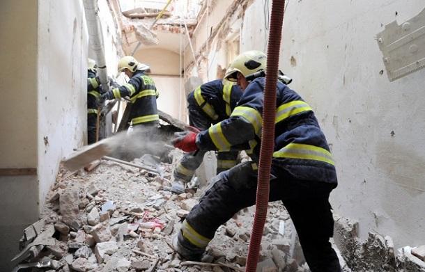 Два украинских гастарбайтера оказались в клинике после инцидента вЧехии