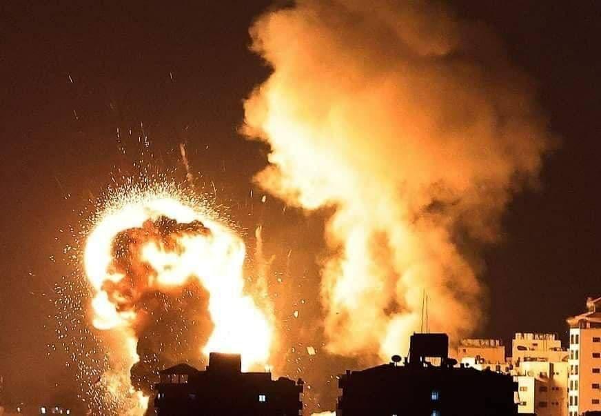 ЦАХАЛ ночью начал наземную операцию, авиация и артиллерия Израиля бомбят ХАМАС: Ликвидировано 150 целей за 40 минут 1