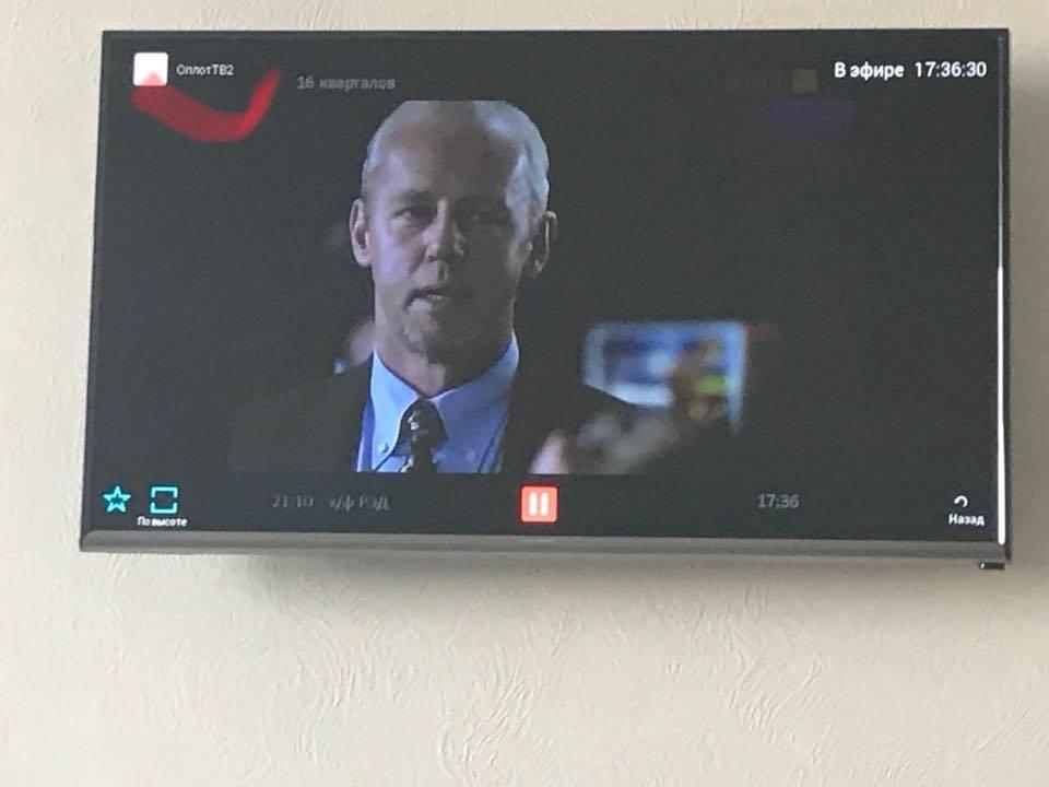 Известный курорт воткрытую показывает отдыхающим сепаратистские каналы «Л/ДНР»— Скандал вЗатоке