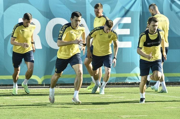 Накануне матча ¼ финала Евро – 2020 с Англией сборная Украины усилилась 2