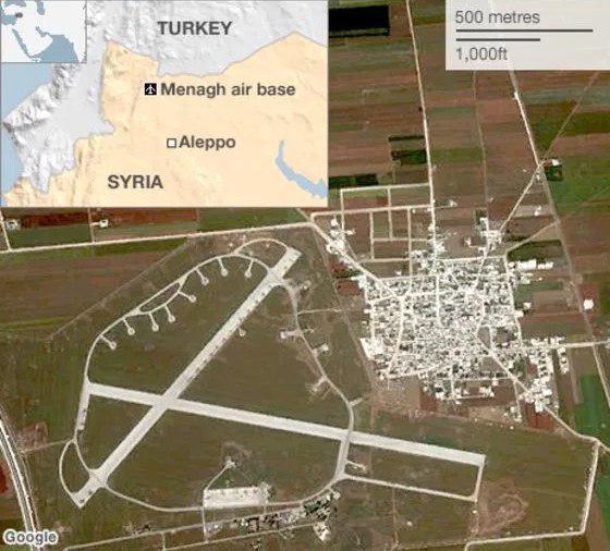 Министр обороны Турции объявил оначале операции против курдов всирийском Африне