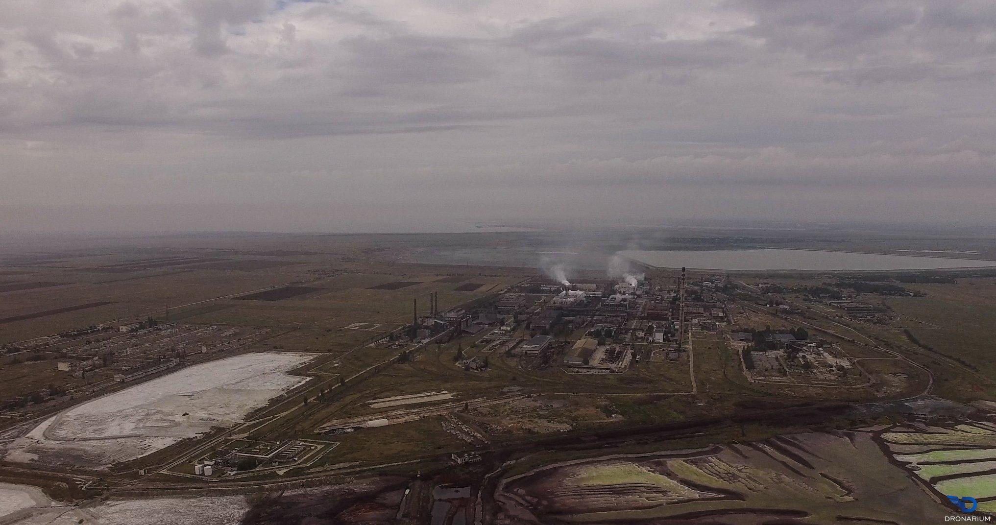 'Крымский титан' оштрафовали за выбросы почти на 740 млн рублей