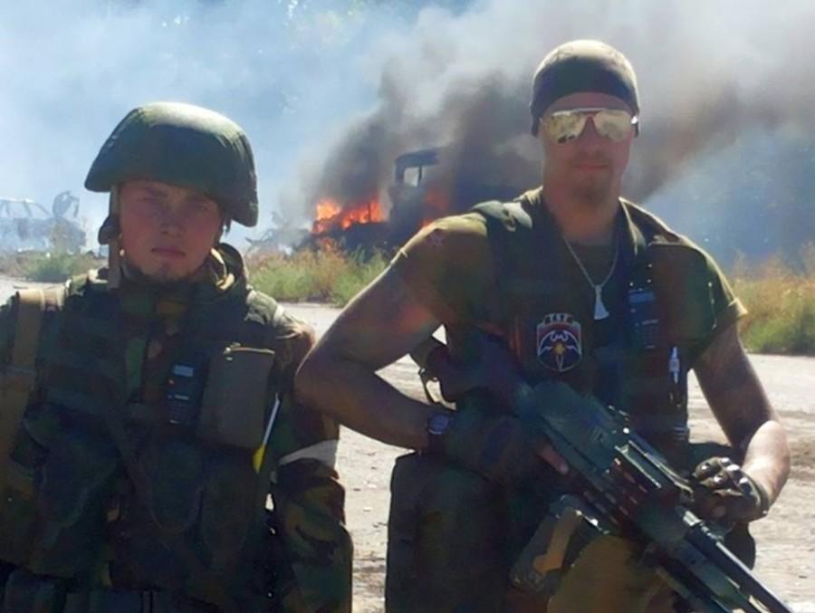 Вевропейских странах арестован россиянин-нацист, воевавший против государства Украины