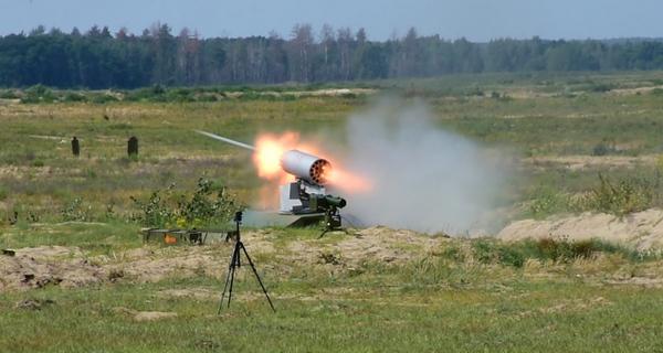 Украинский беспилотный БТР «Фантом-2» прошел успешные тестовые стрельбы,— Порошенко