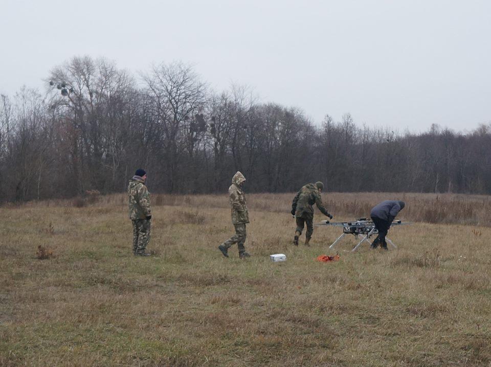 Нереальный беспилотник создали вгосударстве Украина