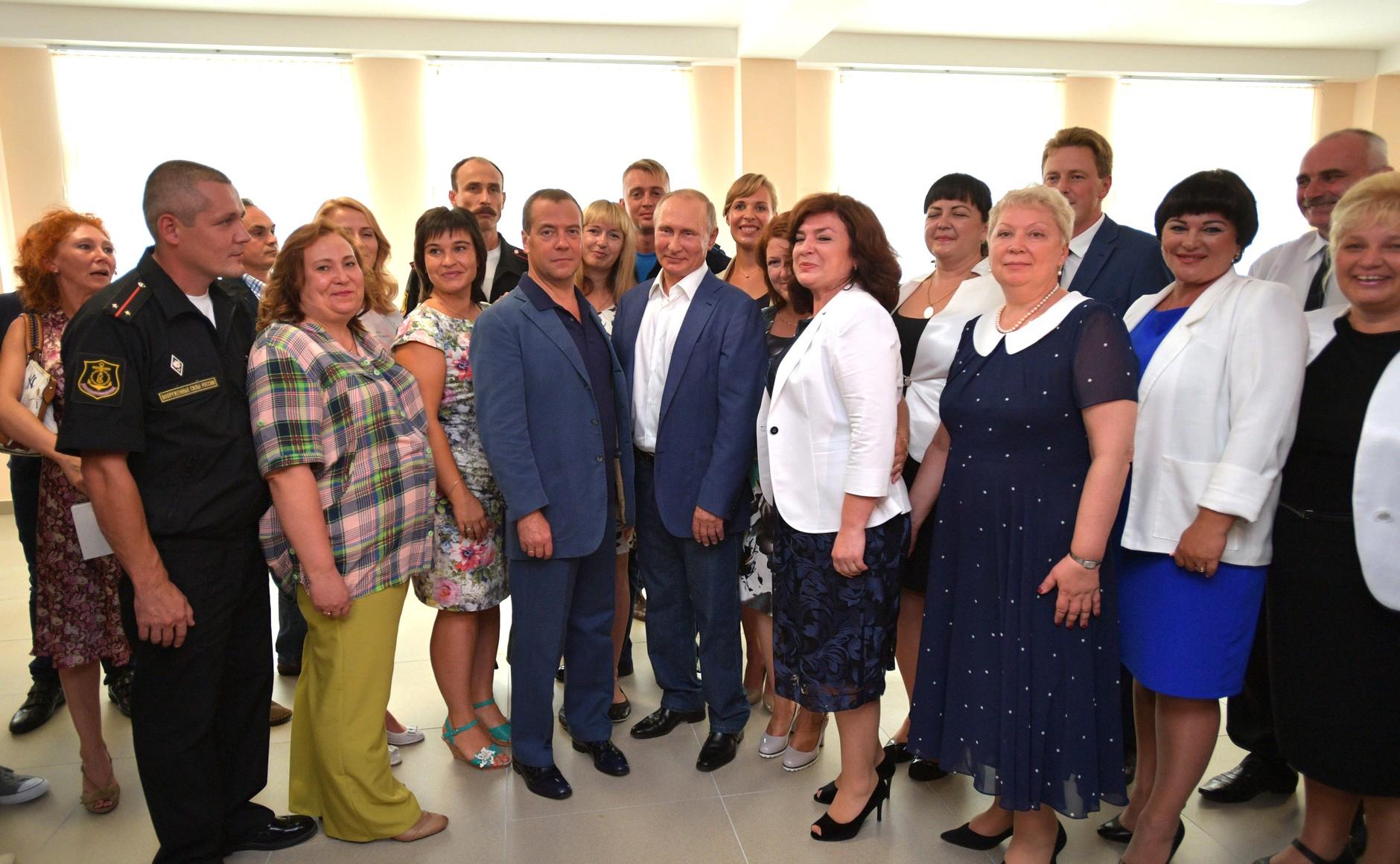 Путин объявил онеобходимости учесть мнение граждан при разработке генплана Севастополя