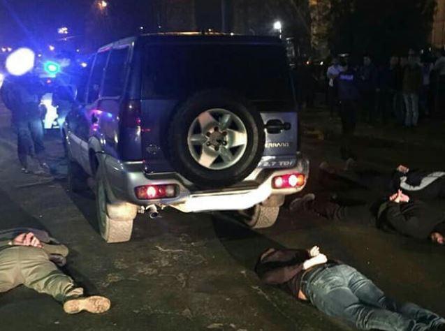 ВИвано-Франковске стреляли вночном клубе: 2 раненых, 11 задержанных