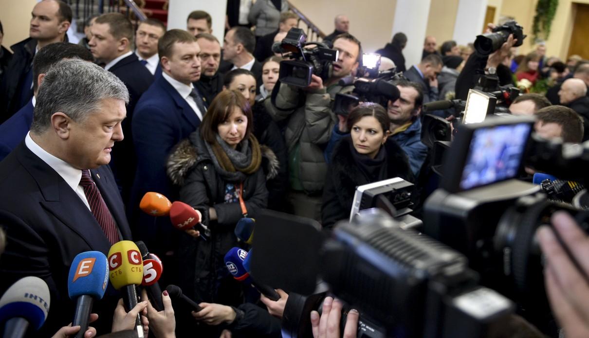 ВКиеве проводят впоследний путь ученого ифилософа Мирослава Поповича