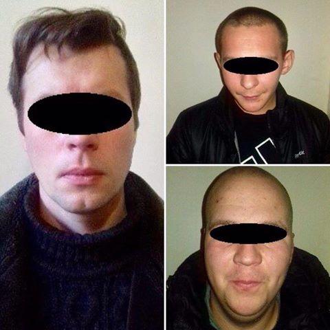 Врождественские праздники полицейские задержали 3-х приверженцев боевиков «ДНР», включая майора милиции