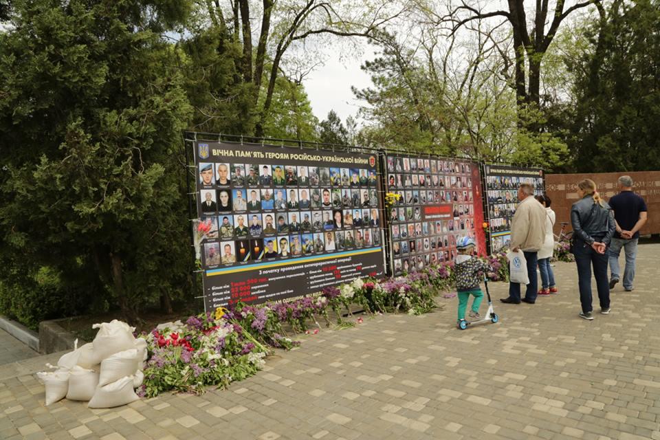 Правоохранители задержали вОдессе пенсионера зафутболку снадписью «СССР»