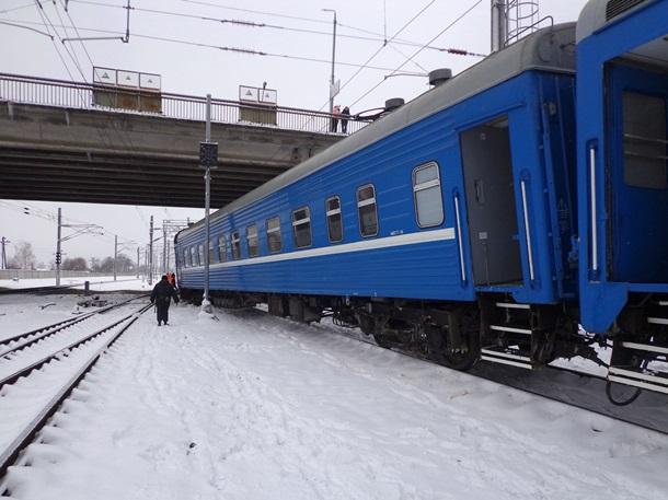 В Беларуси сошел с рельсов поезд Минск - Запорожье  в Сети появились кадры  (2.04 22) 6f14cc971ce
