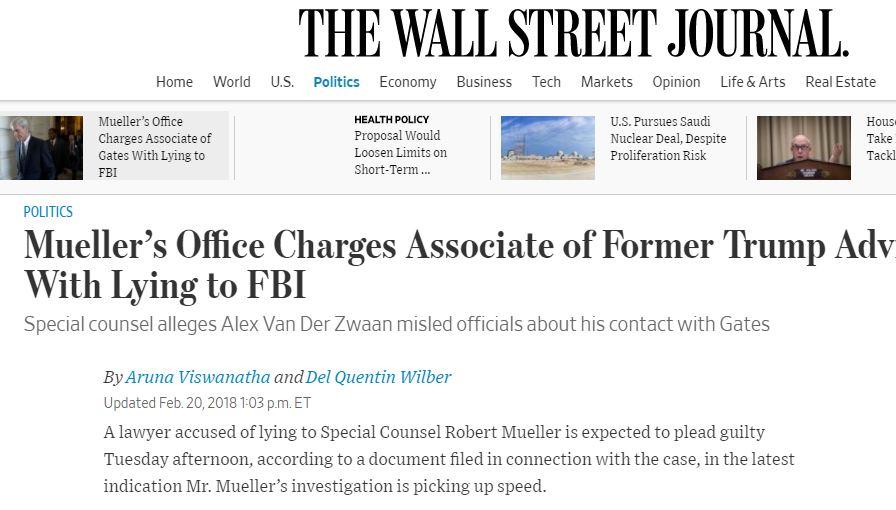 """456019dd3c96 Об этом сообщает """"Диалог. UA"""", ссылаясь на статью The Wall Street Journal.  Стоит отметить, что спецслужбы США расследуют сотрудничество экс-главы  штаба ..."""
