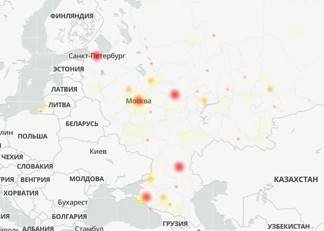 В России положили сайт Владимира Путина и половину Рунета: война против Twitter ударила по самой РФ 4