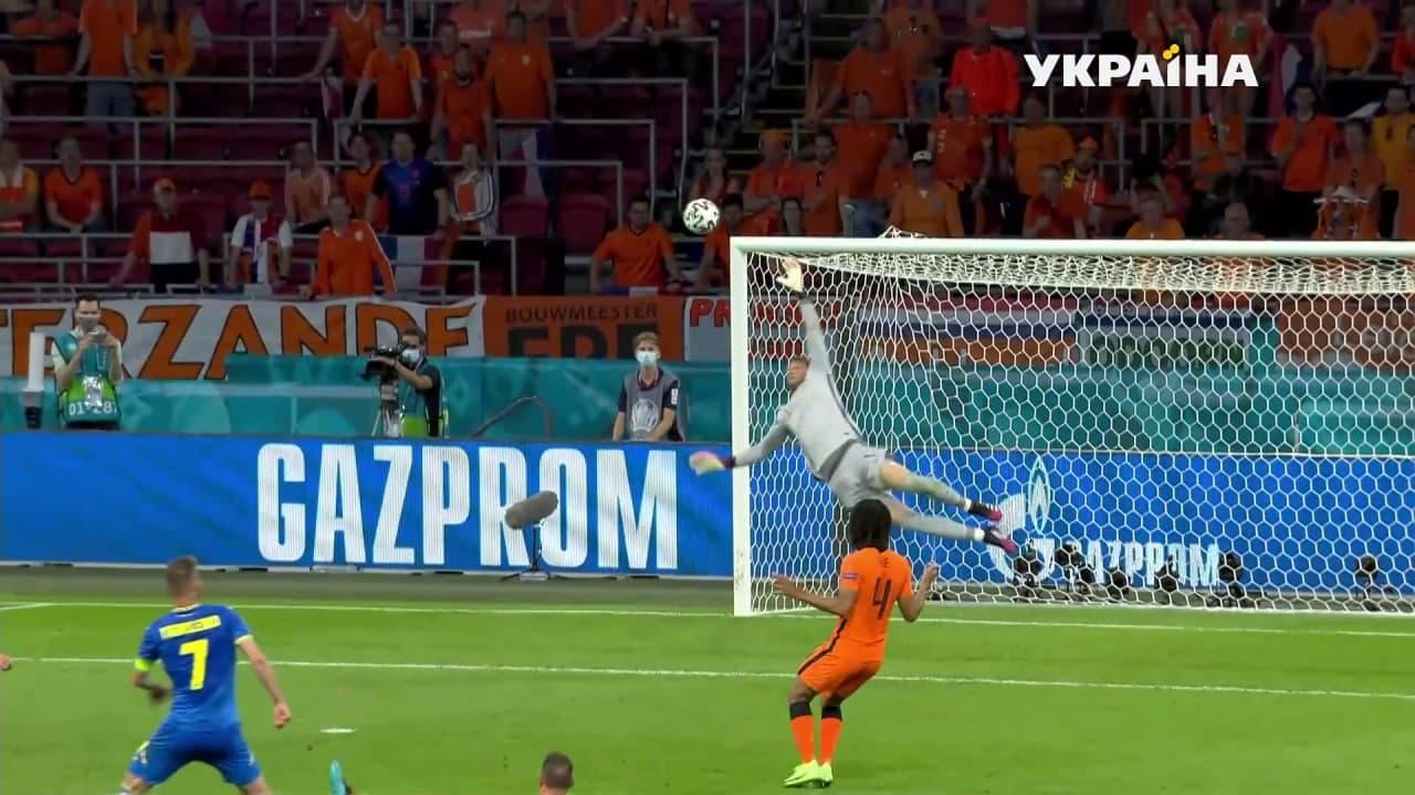 Украина и Нидерланды устроили голевую перестрелку и выдали лучший матч Евро-2020 4