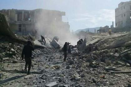 Сирийские войска 27 раз осуществляли хим. атаки— ООН