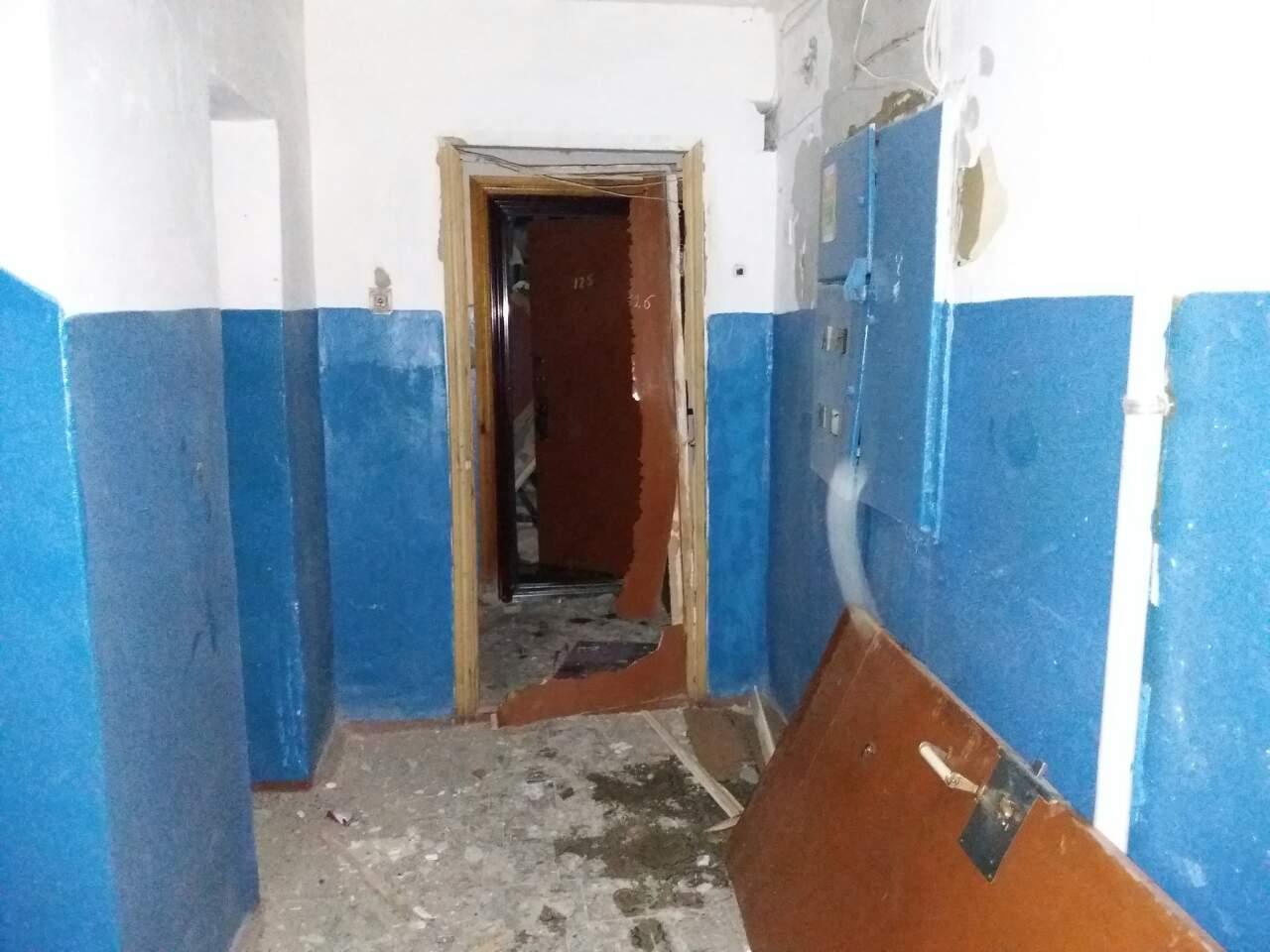 Взрыв вмногоэтажке вСумах: есть жертвы
