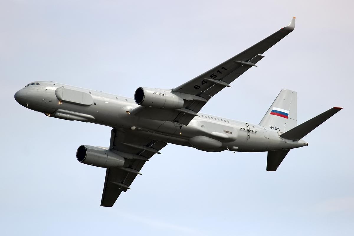 США направили на Донбасс RQ-4 Global Hawk – Россия в ответ подняла в воздух Ту-214ОН со стороны Таганрога 2