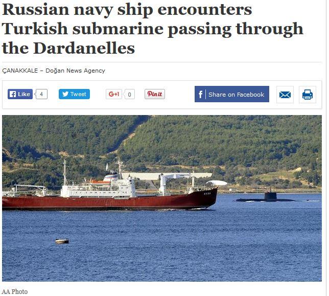 СМИ: Несмотря на 'клятвы' НАТО, Турция закрывает для России проливы