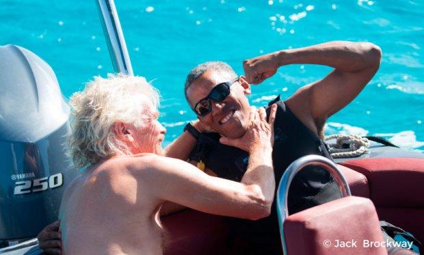 Видео активного отдыха Обамы взорвало интернет— Жизнь после президентства