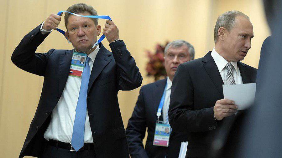 Чистая прибыль «Газпрома» вовтором квартале упала на80%