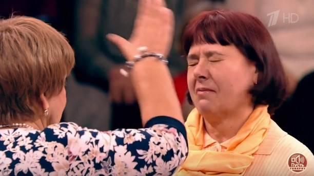 Телеведущая Татьяна Судец дала полбу зрительнице ток-шоу
