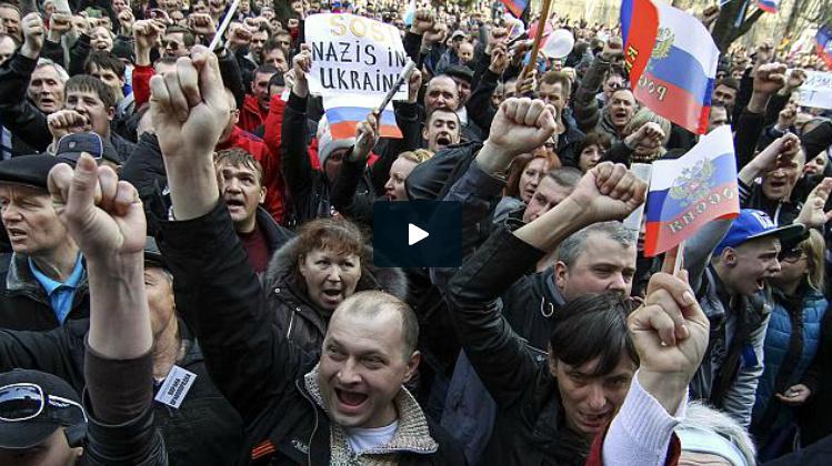 Треть украинцев считает, что восстанавливать разрушенный Донбасс должна Россия, - опрос - Цензор.НЕТ 7447