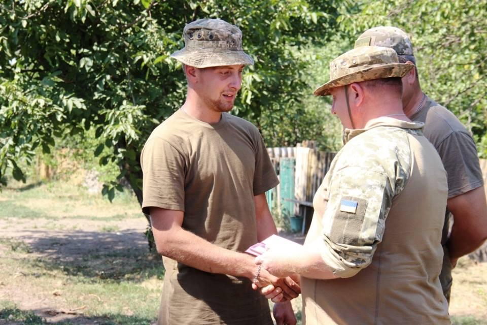 Обстреливавшие Донбасс украинские военные погибли отразрыва собственного орудия