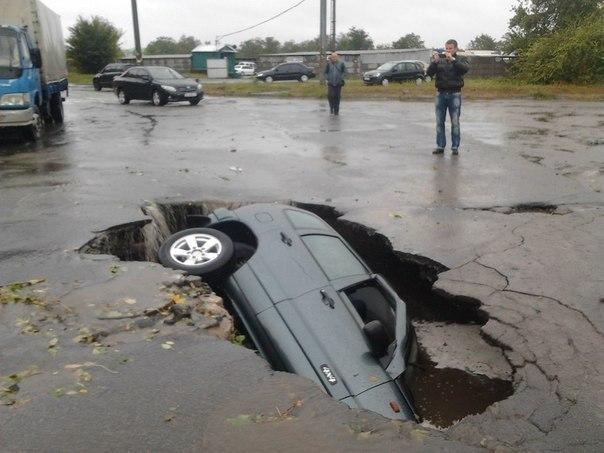 На Мариуполь налетел мощный ураган: в городе нет света, оборваны провода и повалены деревья - Цензор.НЕТ 1266
