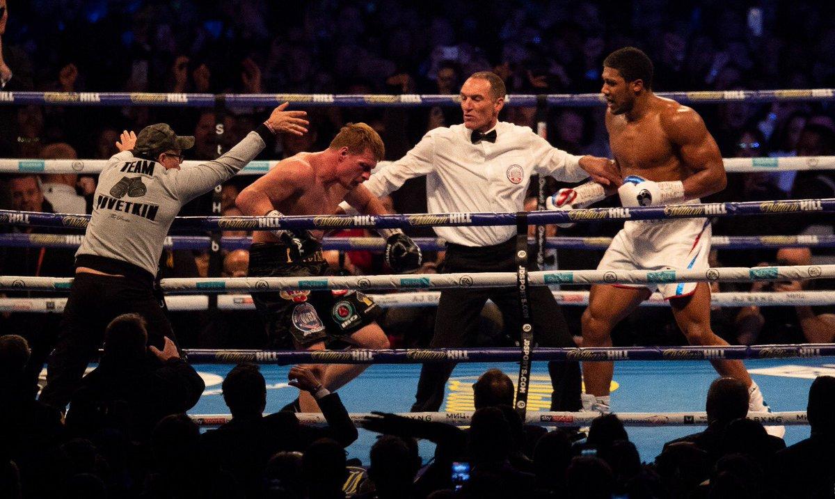 Британский экс-проспект готов заменить Кличко в бою с Джошуа