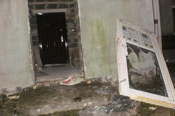 ВРовенской области преступники  напали наотель
