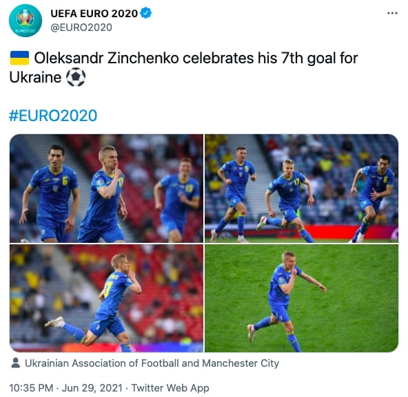 Фантастика! Украина вышла в четвертьфинал Евро-2020, забив гол на 120+1-й минуте 2