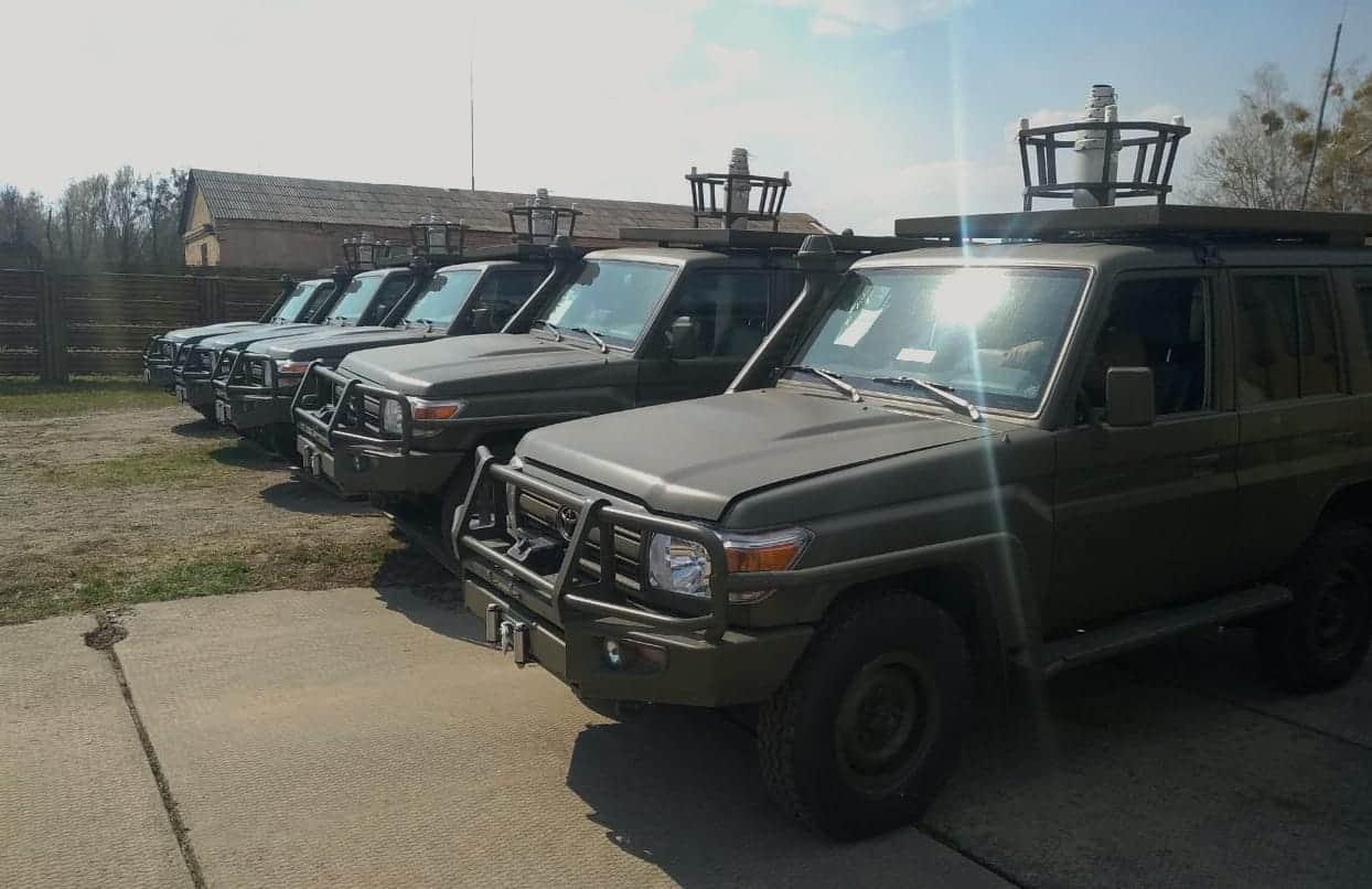 Байден обещал – Байден делает: Украина получила из США 350 тонн военной техники и армейского снаряжения 3