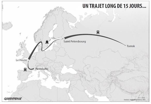 Франция отправила в РФ больше тысячи тонн радиоактивных отходов: россияне шокированы 1