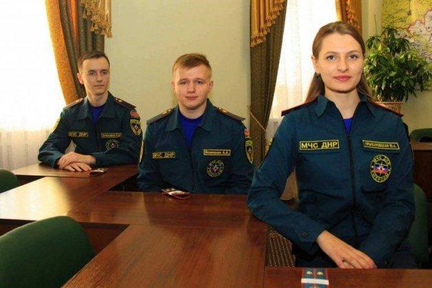 Трое курсантов харьковского университета перешли насторону «ДНР»
