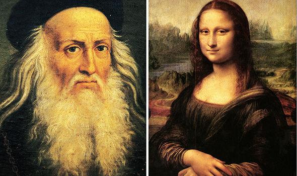 Накартине «Мона Лиза» уфологи обнаружили изображение пришельца