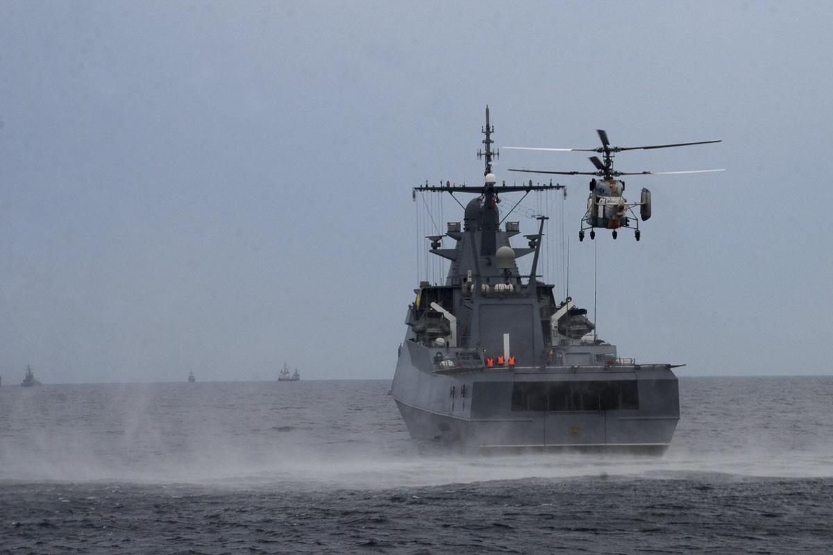 Россия начала крупные учения в Черном море: 20 кораблей 1