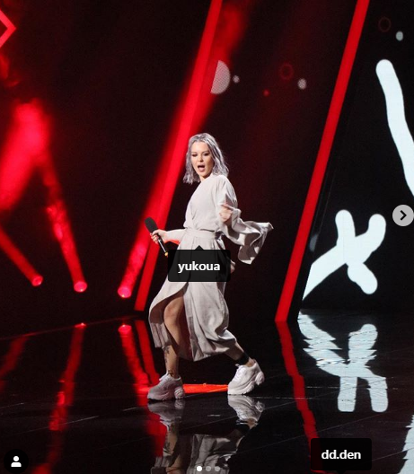 Россиянка Юлия Юрина может представить Украинское государство на«Евровидении-2019»