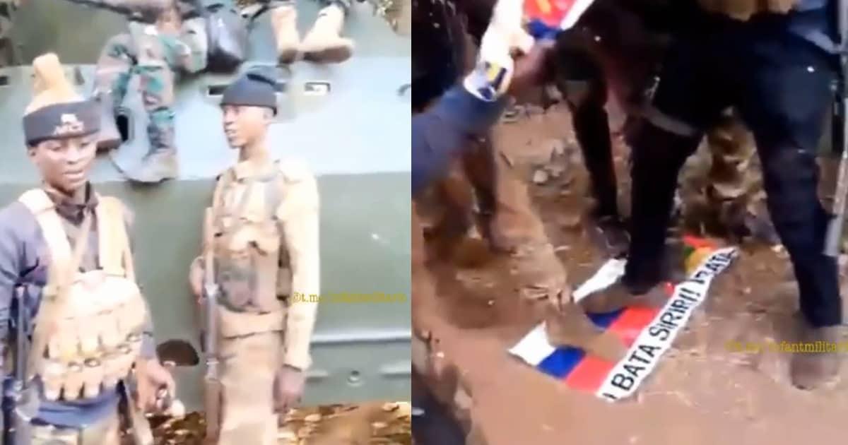 В Центральной Африке в ходе боя погибли российские бойцы ЧВК Вагнера: часть военных РФ попала в плен. Кадры 2