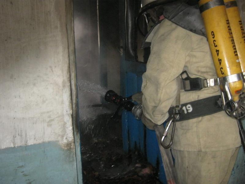 ВХерсонской области три человека погибли впроцессе пожара