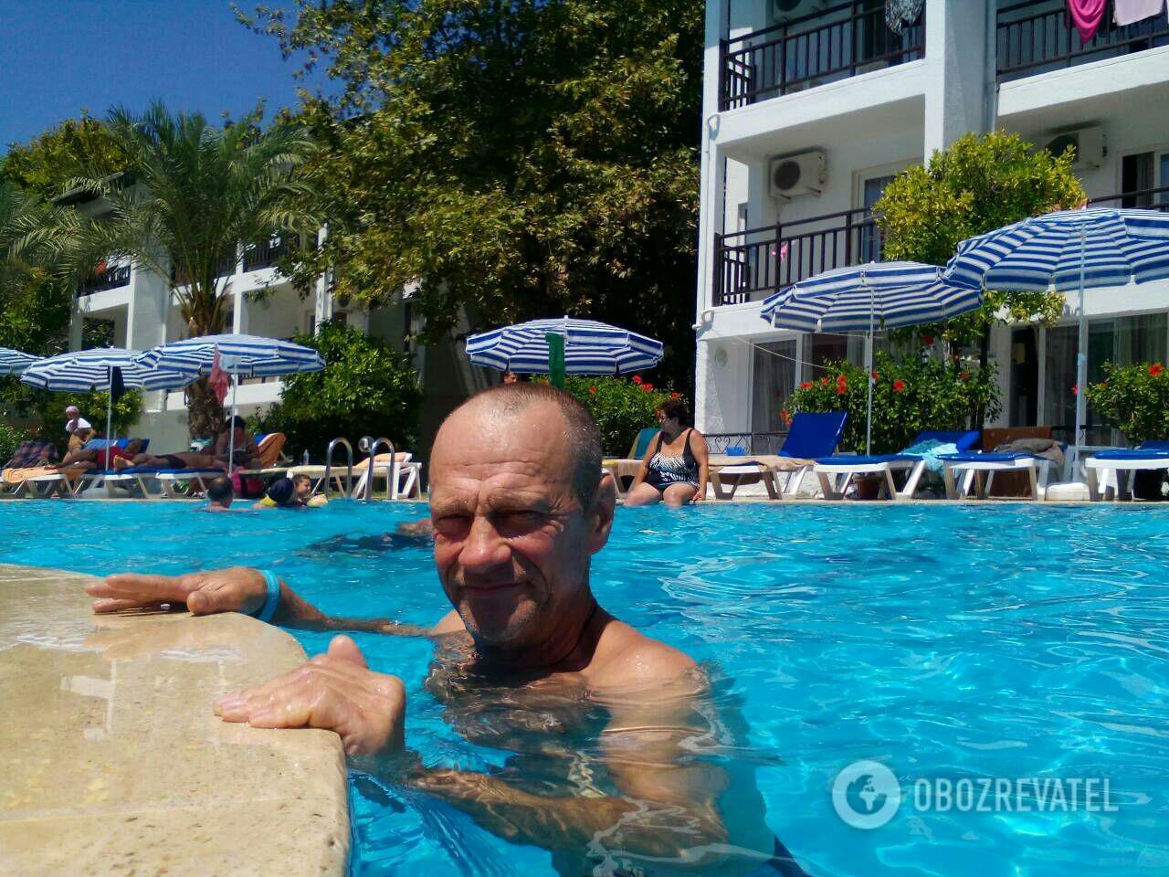 ВТурции украинский турист скончался после 7 дней комы