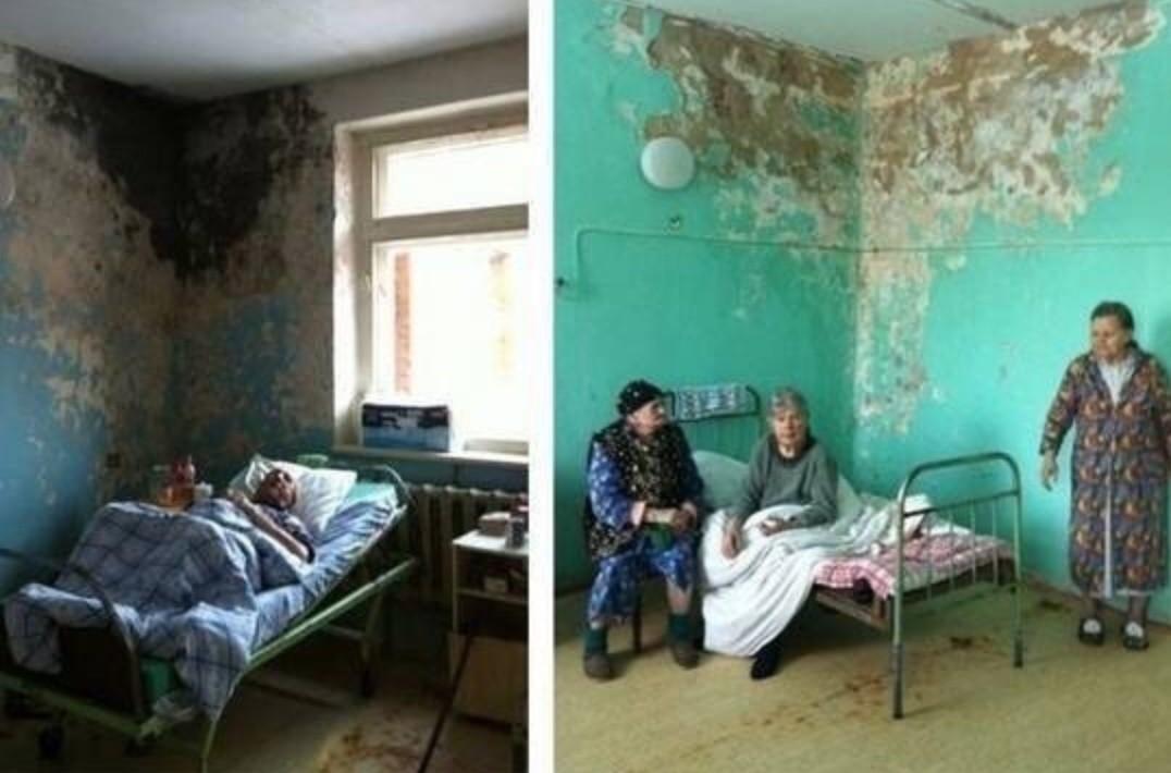 Путин угодил в скандал заявлением про Латвию: ему ответили, сравнив фото больниц Латвии и России 3