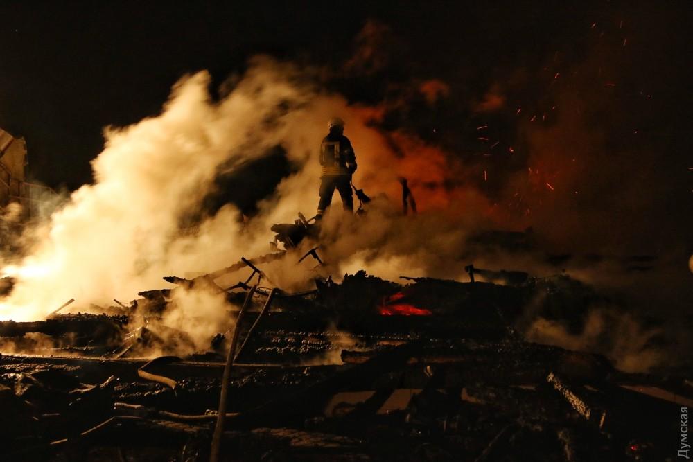 Пожар в «Виктории», как срез украинского общества