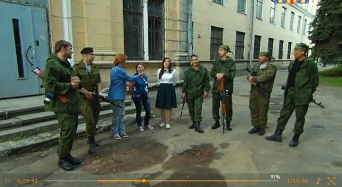 Гендиректор СТБ уволит служащих, допустивших выход «Битвы экстрасенсов» с военнослужащими РФ