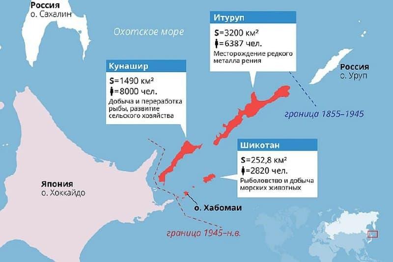 Премьер Японии заявил о своем суверенитете над Южными Курилами – власти РФ возмущены 2