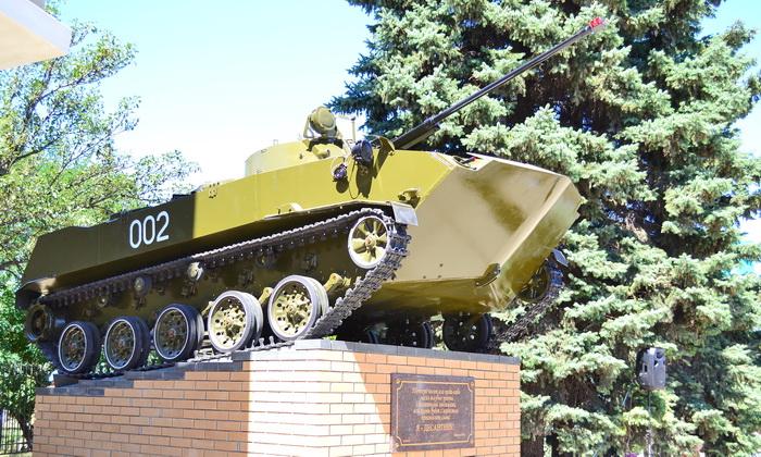 Вцентре Луганска произошел взрыв